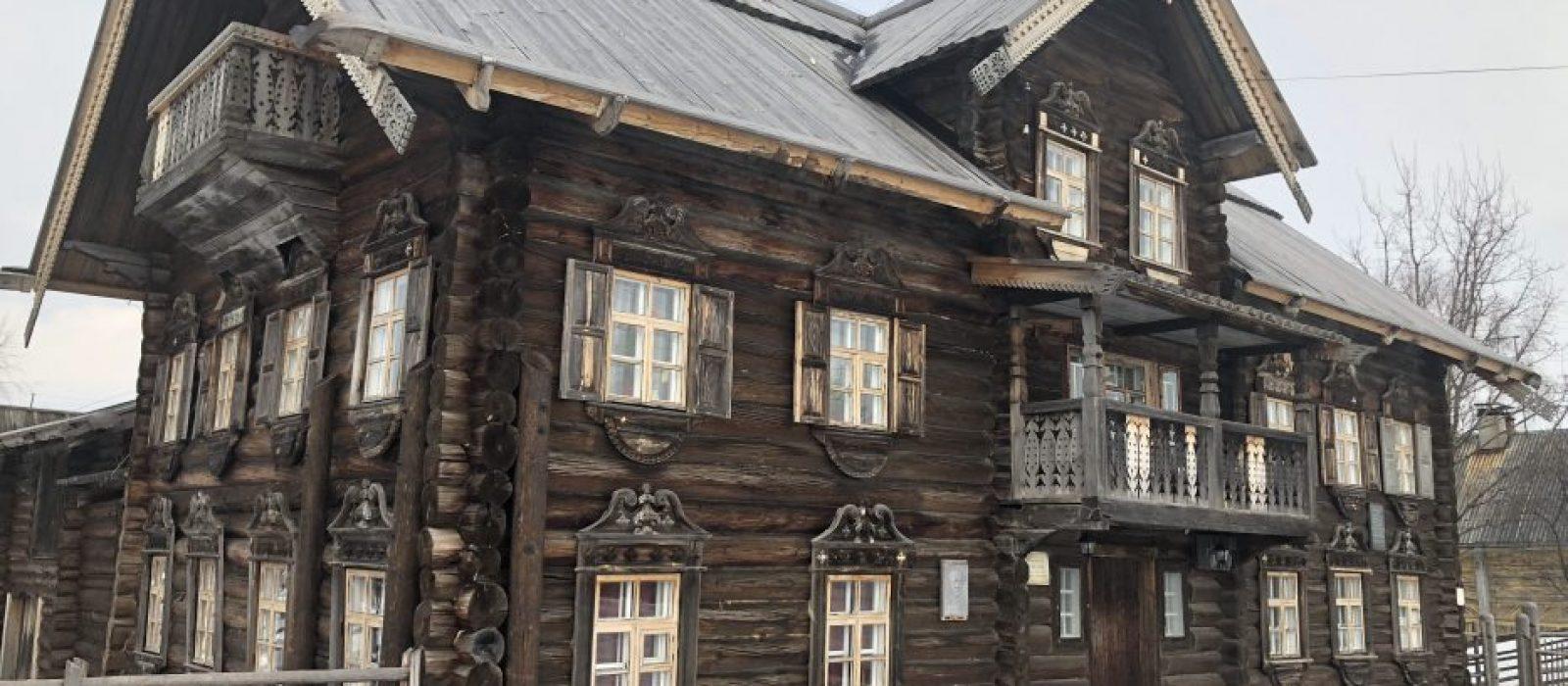 Деревня Шелтозеро