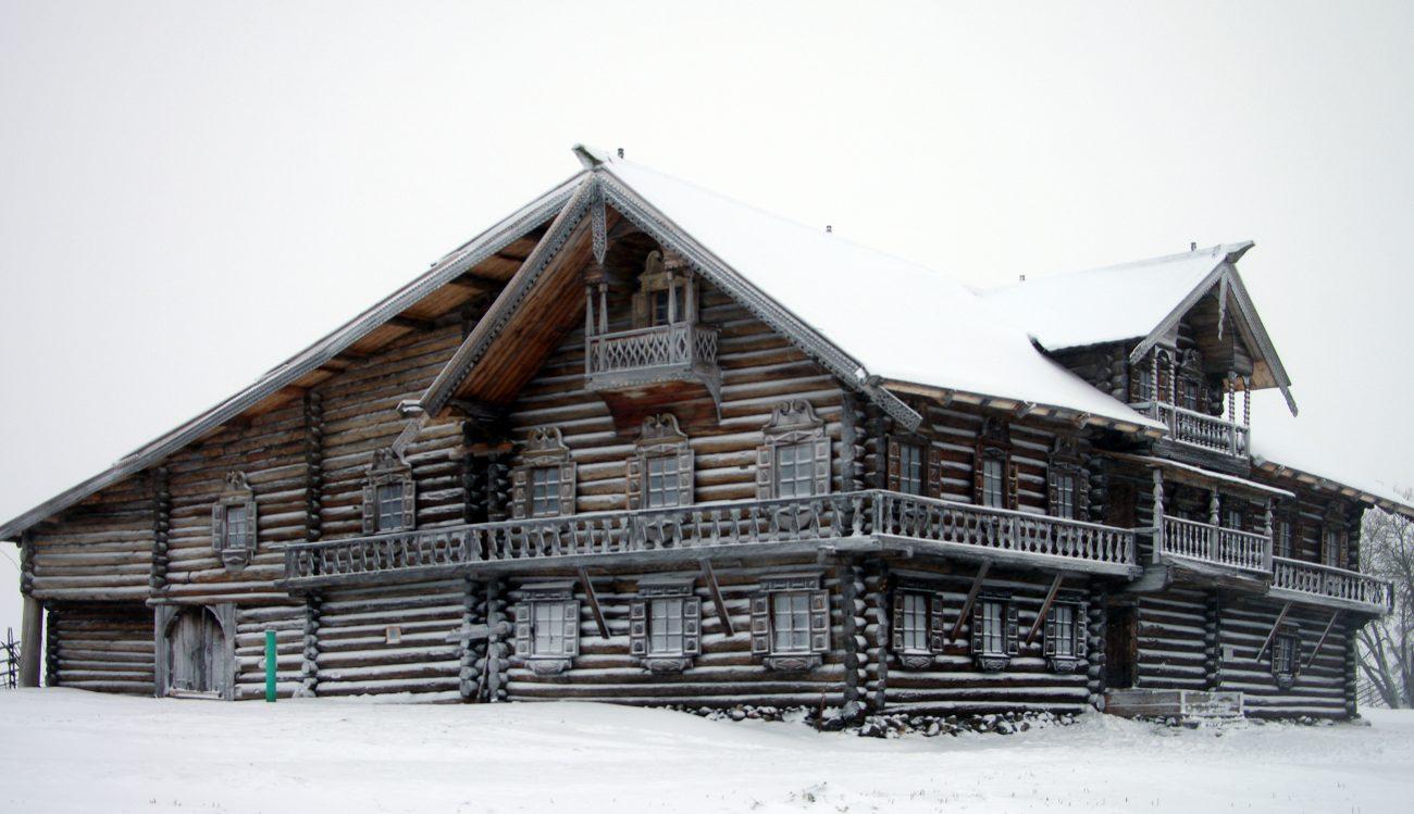 "Остров-музей ""Кижи"""